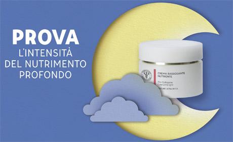 promo crema rassodante nutriente